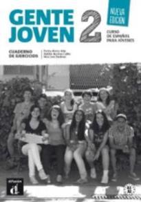 GENTE JOVEN 2 EJERCICIOS (+ CD) N/E