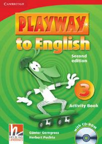 PLAYWAY TO ENGLISH 3 WORKBOOK 2ND ED