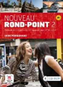 ROND POINT 2 B1 GUIDE PEDAGOGIQUE CD-ROM N/E