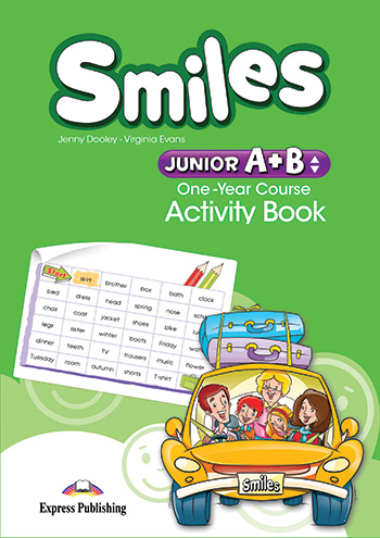 SMILES JUNIOR A & B WORKBOOK