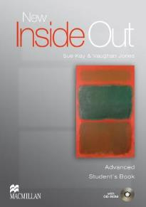 INSIDE OUT ADVANCED STUDENT'S BOOK (+ CD-ROM) N/E