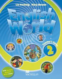 ENGLISH WORLD 2 TEACHER'S BOOK  (+ WEBCODE)