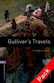 OBW LIBRARY 4: GULLIVER'S TRAVELS (+ CD) N/E