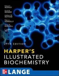 HARPER ILLUSTRATED BIOCHEMISTRY 3RD ED PB