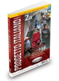 PROGETTO ITALIANO 2A STUDENTE ED ESERCIZI (+ CD) 2013 N/E