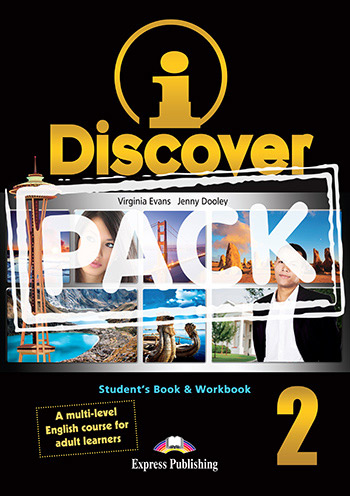 iDISCOVER 2 STUDENT'S BOOK (+ W/B + iebook)