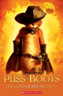 POPCORN ELT READERS 3: PUSS-IN-BOOTS AND THE GOLD OF SAN RICARDO