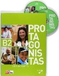 PROTAGONISTAS B2 ALUMNO (+ CD)