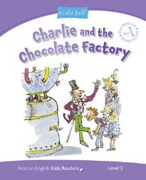 PK 5: CHARLIE AND THE CHOCOLATE FACTORY