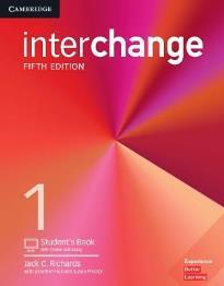 INTERCHANGE 1 STUDENT'S BOOK (+ ONLINE SELF STUDY) 5TH ED