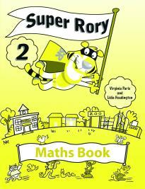 SUPER RORY MATHS BOOK 2