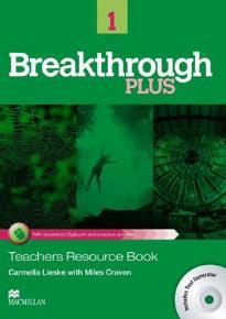 BREAKTHROUGH PLUS 1 TEACHER'S BOOK  (+ DIGIBOOK PACK + TEST GENERATOR)