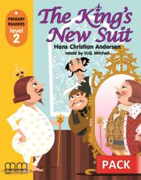 PRR 2: THE KING'S NEW SUIT (+ CD-ROM)