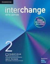 INTERCHANGE 2 STUDENT'S BOOK (+ DVD-ROM) 5TH ED