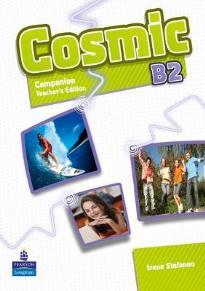 COSMIC B2 TEACHER'S BOOK  COMPANION