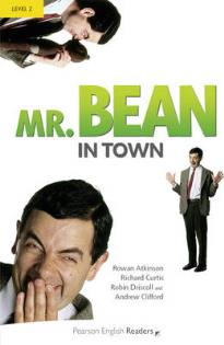 PR 2: MR BEAN IN TOWN (+ CD)