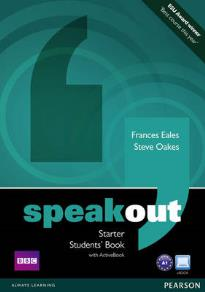 SPEAK OUT STARTER STUDENT'S BOOK (+ ACTIVE BOOK)