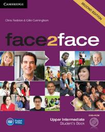 FACE 2 FACE UPPER-INTERMEDIATE STUDENT'S BOOK (+ DVD-ROM) 2ND ED