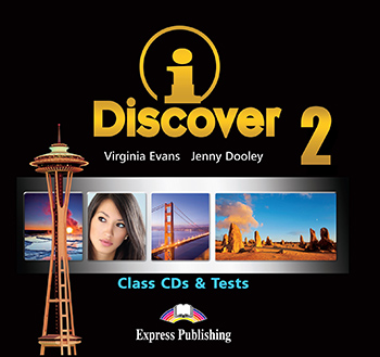 iDISCOVER 2 CD CLASS (+ TESTS)