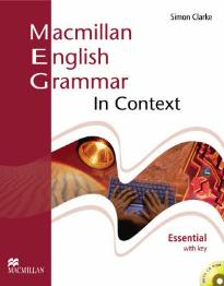 MACMILLAN ENGLISH GRAMMAR IN CONTEXT ESSENTIAL STUDENT'S BOOK WITH KEY (+ CD-ROM)