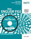 NEW ENGLISH FILE ADVANCED WORKBOOK WITH KEY (+ MULTI-ROM)