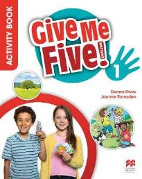 GIVE ME FIVE! 1 WORKBOOK PACK