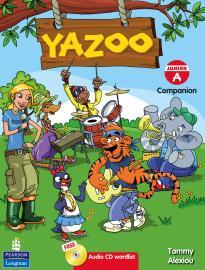 YAZOO JUNIOR A COMPANION (+ CD)