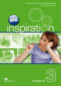 INSPIRATION 3 WORKBOOK N/E