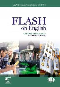 FLASH ON ENGLISH UPPER-INTERMEDIATE STUDENT'S BOOK