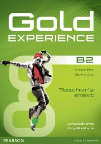 GOLD EXPERIENCE B2 ACTIVE TEACH IWB SOFTWARE