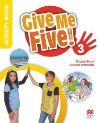 GIVE ME FIVE! 3 WORKBOOK PACK