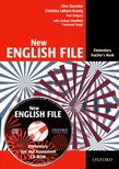 NEW ENGLISH FILE ELEMENTARY TEACHER'S BOOK  (+ TEST + CD-ROM)