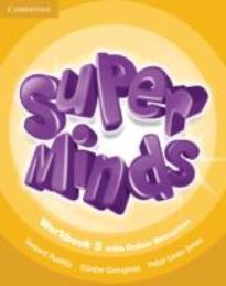 SUPER MINDS 5 WORKBOOK (+ ONLINE RESOURCES)