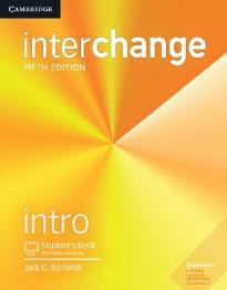 INTERCHANGE INTRO STUDENT'S BOOK (+ ONLINE SELF STUDY) 5TH ED