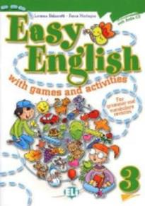 EASY ENGLISH WITH GAMES AND ACTIVITIES 3 (+ CD)