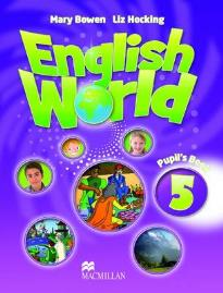 ENGLISH WORLD 5 STUDENT'S BOOK