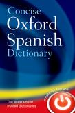 OXFORD CONCISE SPANISH DICTIONARY HC