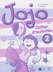 JOJO 2 CAHIER (+ PORTFOLIO)