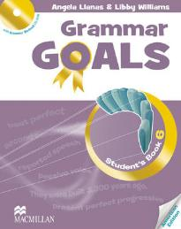 GRAMMAR GOALS 6 STUDENT'S BOOK AMERICAN ENGLISH