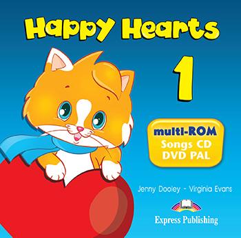 HAPPY HEARTS 1 MULTI-ROM