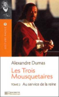 LF 1: LES TROIS MOUSQUETAIRES , TOME 2: AU SERVICE DE LA REINE N/E