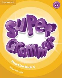 SUPER MINDS 5 SUPER GRAMMAR BOOK