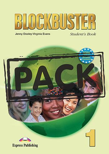 BLOCKBUSTER 1 STUDENT'S BOOK PACK (+ CD)