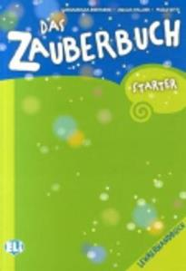 DAS ZAUBERBUCH STARTER LEHRERHANDBUCH (+ 2 CD)