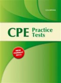 CPE PRACTICE TESTS CD CLASS FORMAT 2013 N/E