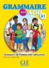 GRAMMAIRE POINT ADO A1 (+ CD + CORRIGES)