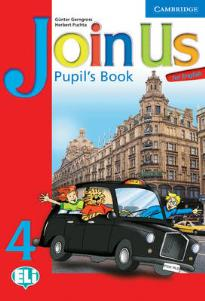 JOIN US FOR ENGLISH 4 STUDENT'S BOOK