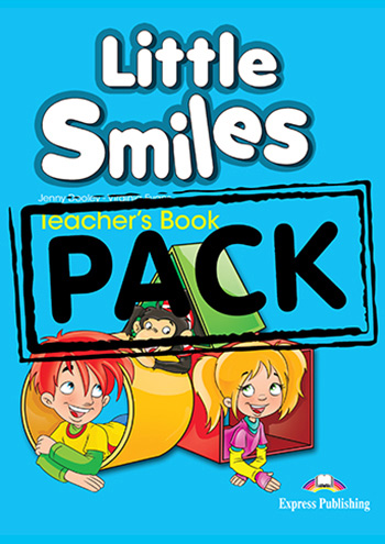 LITTLE SMILES TEACHER'S BOOK  WITH POSTERS