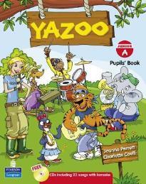 YAZOO JUNIOR A STUDENT'S BOOK (+ CD)