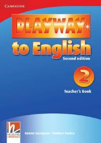 PLAYWAY TO ENGLISH 2 TEACHER'S BOOK  2ND ED